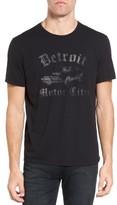 John Varvatos Men's Detroit Motor City Graphic T-Shirt