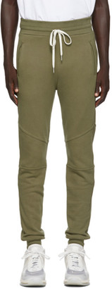 John Elliott Green Escobar Lounge Pants