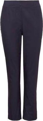 Winser London Cotton Twill Capri Trouser