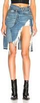 R 13 Norbury Denim Skirt