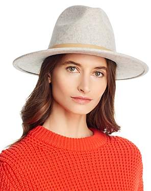 LACK OF COLOR The Mack Wool Fedora