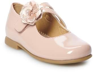 Rachel Lil Brena Girls V-Strap Dress Shoes
