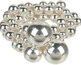 Mirrored Elastic Ball Bracelet