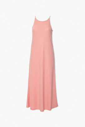 Forever 21 Ribbed Cami Maxi Dress