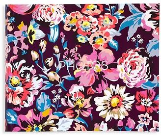 Vera Bradley Floral-Print Photo Album