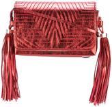 Golden Goose Deluxe Brand mini tassel shoulder bag