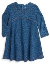 Little Marc Jacobs Infant Girl's Leopard Print Dress