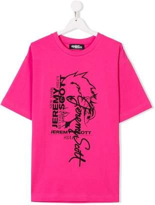 Jeremy Scott Junior logo T-shirt