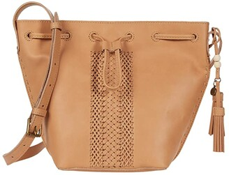 The Sak Naturals Collection Drawstring (Natural) Handbags