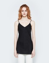 Organic by John Patrick Bias Camisole in Black