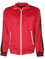 Diesel Men's Red Polyester Sweatshirt.