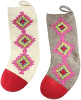 Cody Foster & Co Bright Navajo Stocking