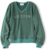 Wildfox Couture Glitter Long Sleeve