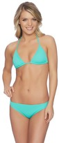 Reef Core Solids Adjustable Triangle Bikini Top
