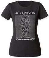 Impact Authentic JOY DIVISION Unknown Pleasures Girl Juniors T-Shirt 2XL NEW