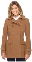Pendleton Double-Breasted Coat