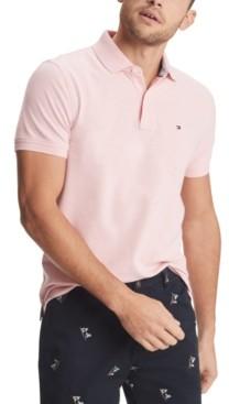 Tommy Hilfiger Men's Custom-Fit Stretch Polo Shirt