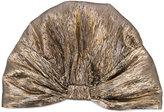 Ingie Paris metallic effect turban