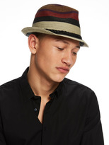 Scotch & Soda Basic Raffia Hat