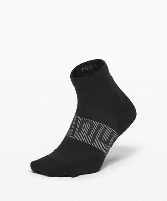 Lululemon Power Stride Ankle Sock *Anti-Stink
