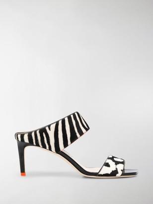 Jimmy Choo Hira 80mm sandals