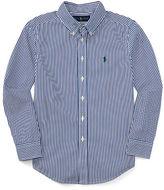 Ralph Lauren Bengal-Striped Cotton Shirt