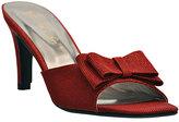 Red Bow Sandal