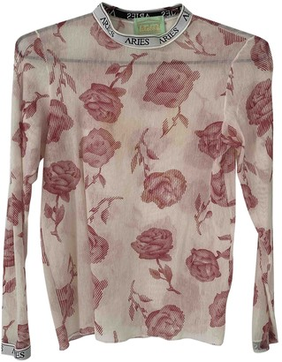 Aries Multicolour Polyester Tops