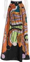 Peter Pilotto Freya Printed Skirt w/ Tags