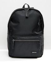 Diesel Backpack In Black