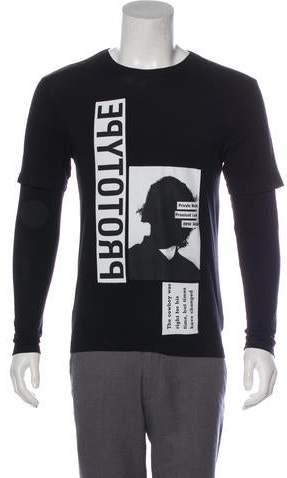 7f267e25eb6f Helmut Lang Black Men's Shirts - ShopStyle