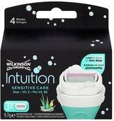 Wilkinson Sword Intuition Sensitive Care Blades 3pk
