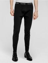 Calvin Klein Collection Doubleface Sweatshirt Jogger + Logo Waistband