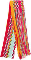 M Missoni tassel detail scarf