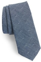 Nordstrom Men's Geometric Cotton Tie