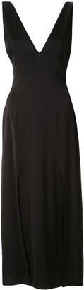 Manning Cartell Australia sleeveless V-neck cocktail dress