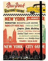 Cavallini & Co. Guide Notebooks Vintage New York