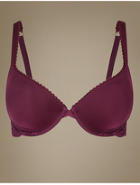 M&S Collection Perfect Fit Padded Push-Up Bra A-E