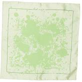 Hermes Cheval Surprise Silk Pocket Square
