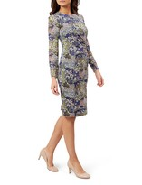 Hobbs London Merida Floral Print Dress