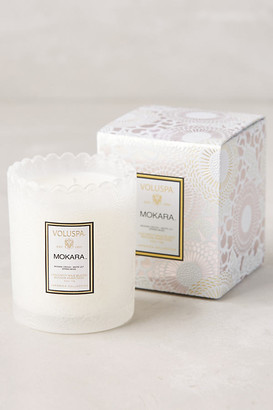 Voluspa Limited Edition Boxed Candle By in White