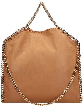 Stella McCartney Falabella Tote In Leather Color Faux Leather