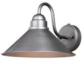 "Laurèl Braydon Outdoor Barn Light Foundry Modern Farmhouse Size: 9"" H x 12"" W x 14"" D"