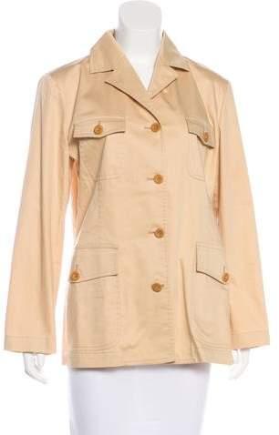 Beretta Notch-Lapel Casual Jacket