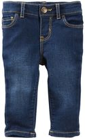 Osh Kosh Baby Girl Faded Jeans