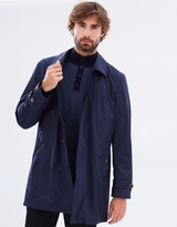 Hackett LW Packable Mac Coat