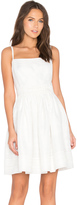 Kate Spade Ribbon Organza Bow Dress