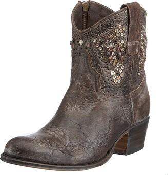 Frye Women's Deborah Studded Ankle Boot