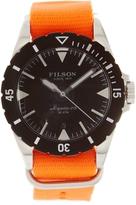 Filson Dutch Harbor 3HD Watch, 43mm