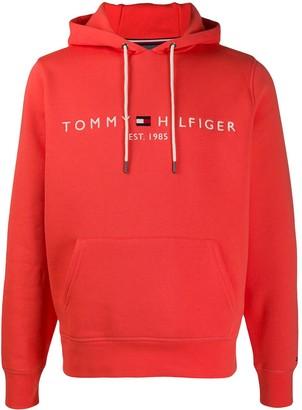 Tommy Hilfiger Long Sleeve Printed Hoodie